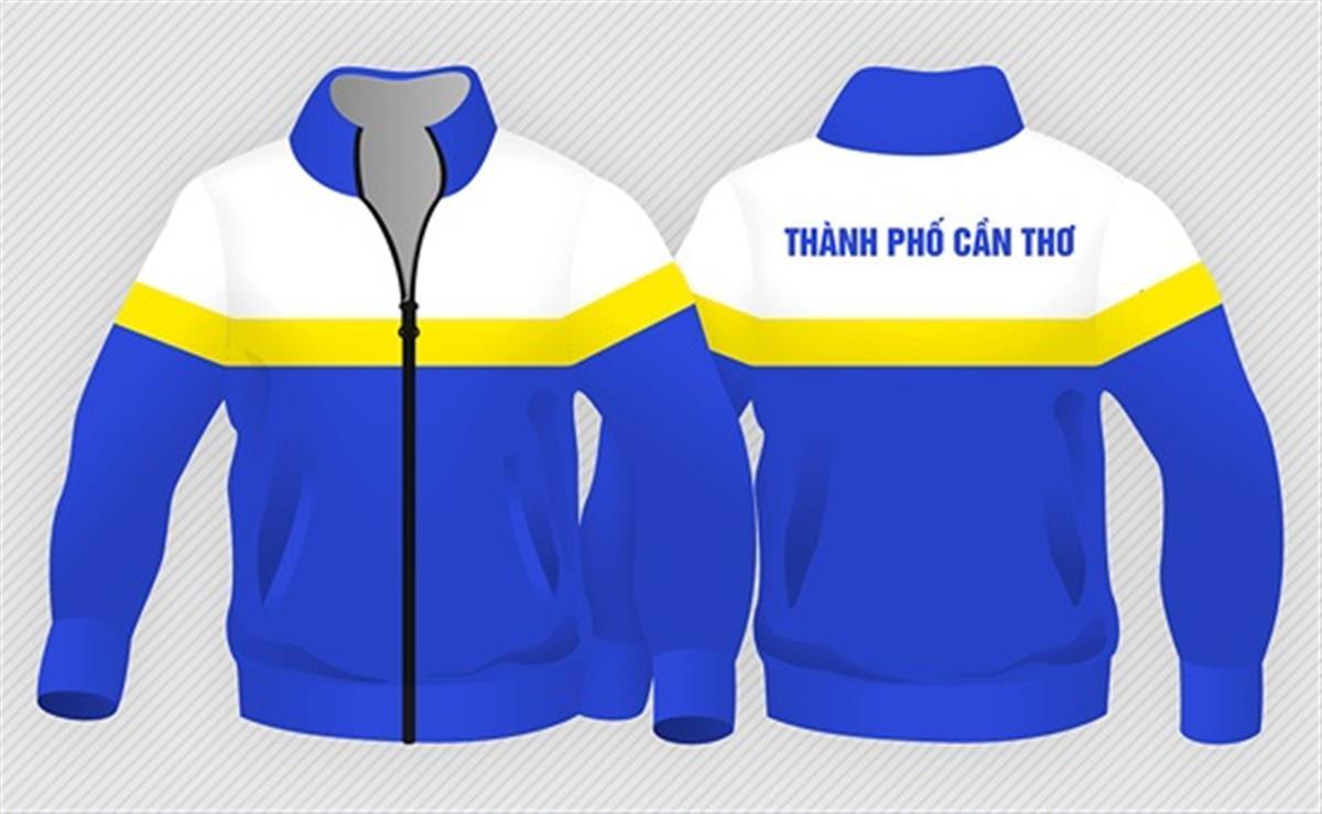 thiết kế áo khoác đồng phục