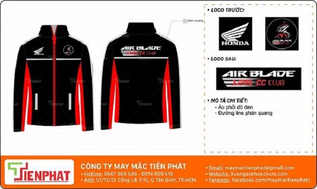 công ty may áo khoác giá rẻ tại Biên Hòa