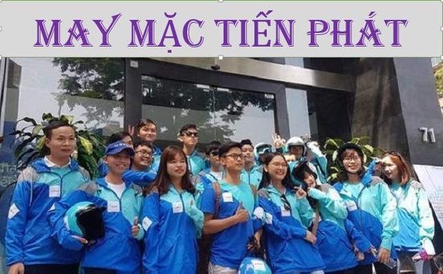 may áo gió quà tặng tại TP HCM