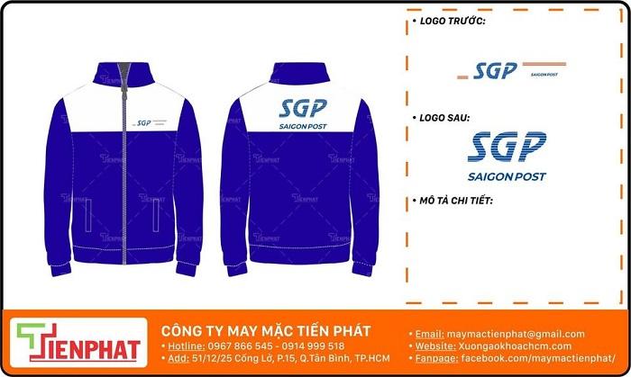Mẫu thiết kế áo khoác theo yêu cầu