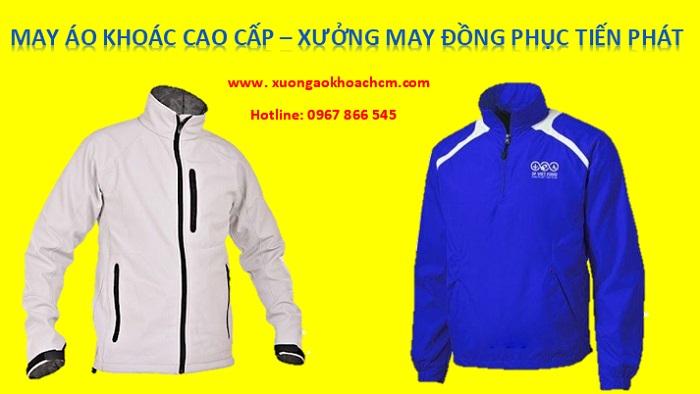 may áo khoác cao cấp tại hcm