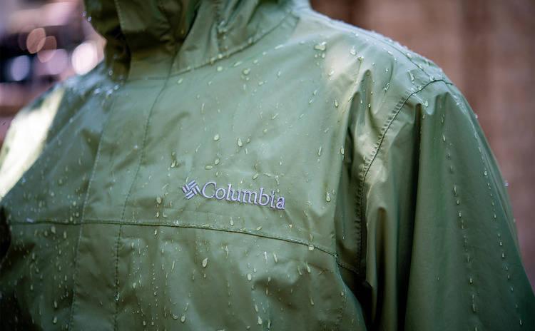 may áo khoác chống thấm