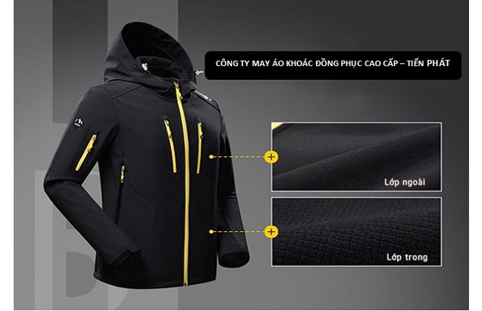 công ty may áo khoác đồng phục cao cấp tại HCM