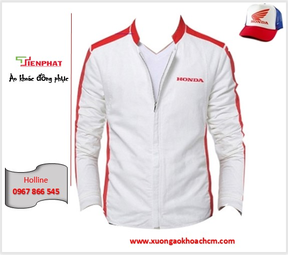 xưởng may áo khoác đồng phục công ty giá rẻ