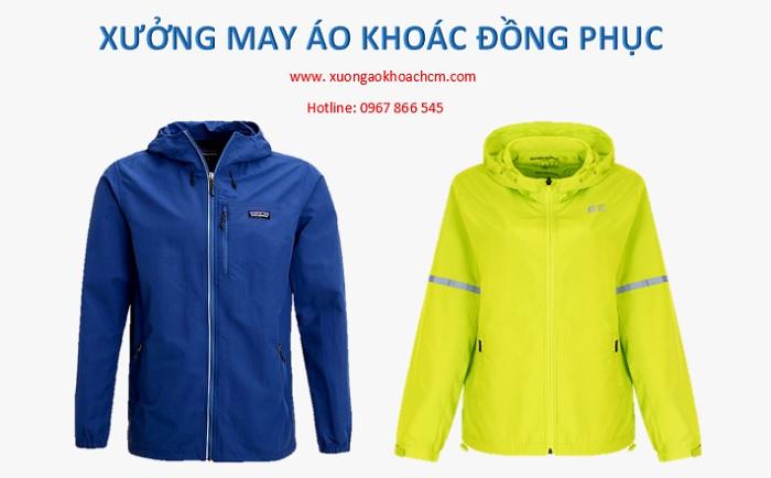 công ty may áo khoác đồng phục giá rẻ tại hcm