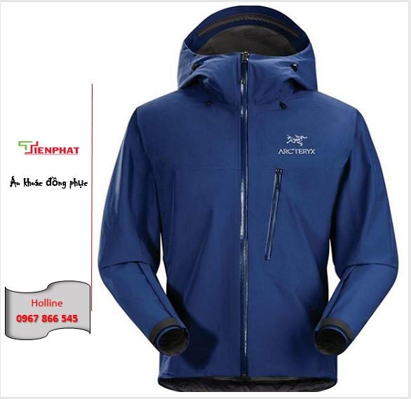 xưởng may áo khoác đồng phục cho doanh nghiệp giá rẻ