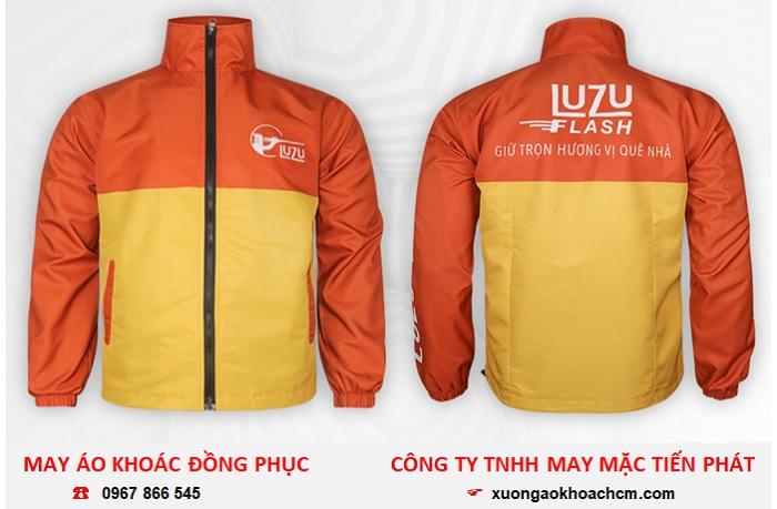 xưởng may áo khoác giá rẻ tại HCM