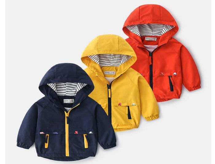 công ty may áo khoác đồng phục trẻ em