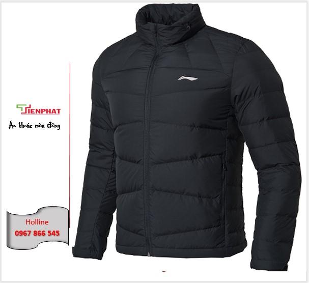 may áo khoác đồng phục mùa đông tại TPHCM
