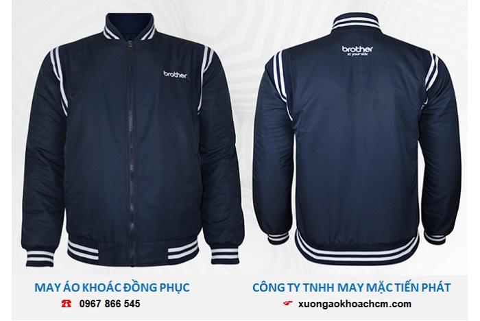 công ty may áo khoác giá rẻ tại quận 1
