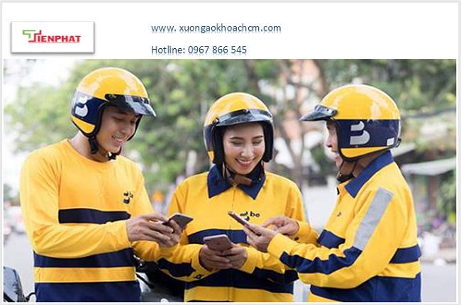 may áo khoác quảng cáo cho doanh nghiệp Việt Nam