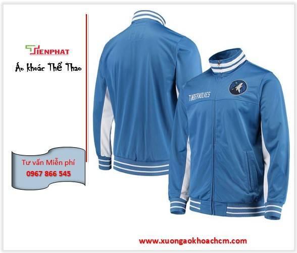 xưởng may áo khoác thể thao tại TP HCM