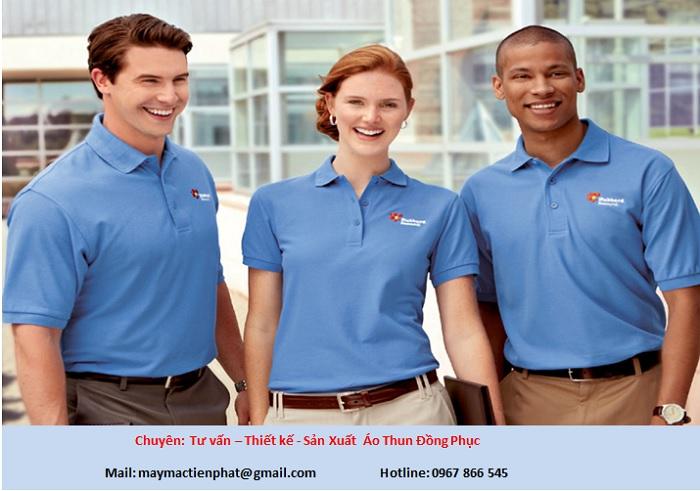 công ty may áo thun đồng phục giá rẻ hcm
