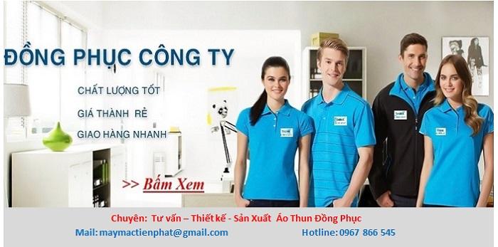 xưởng may áo thun giá rẻ tại Đồng Nai