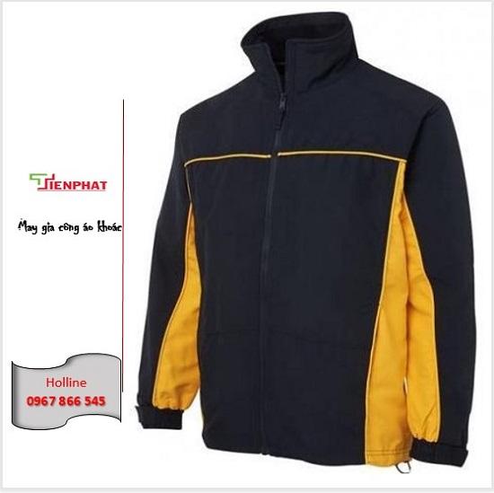 may gia công áo khoác uy tín tại TPHCM
