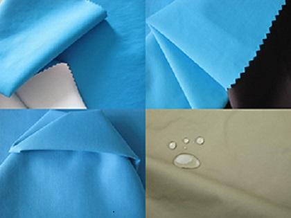 chất liệu may áo khoác gió chống thấm