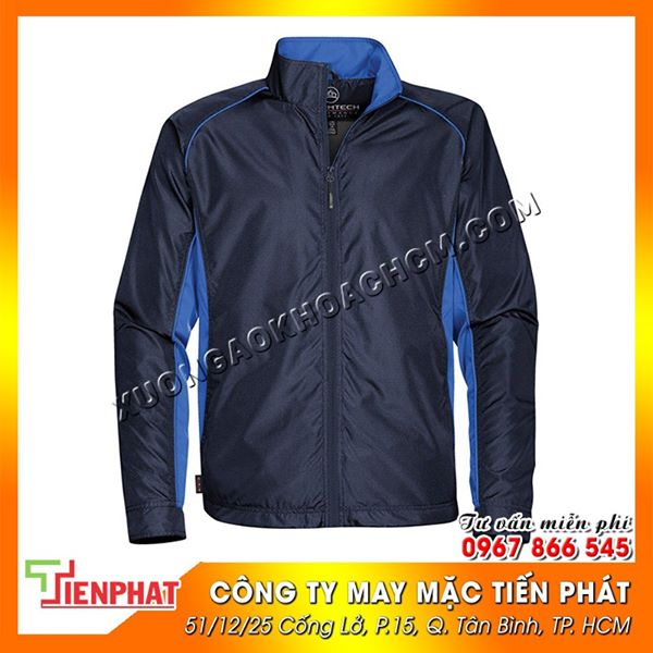 xưởng may áo gió đồng phục giá rẻ tại TPHCM