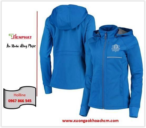 xưởng may áo khoác đồng phục uy tín tại TPHCM